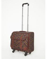 Free People - Purple Sixties Roller Bag - Lyst