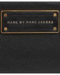 Marc By Marc Jacobs | Black Too Hot To Handle Wallet | Lyst