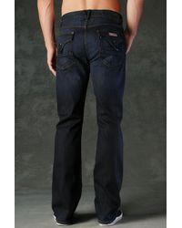 Hudson Jeans - Black Clifton Flap Pocket Bootcut for Men - Lyst