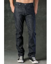 Hudson Jeans | Blue Dandy Slouchy Straight for Men | Lyst