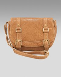 Rachel Zoe | Brown Edie Washed Leather Bag | Lyst