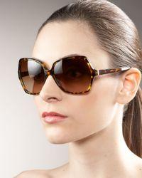 Oliver Peoples - Black Lainie Sunglasses - Lyst