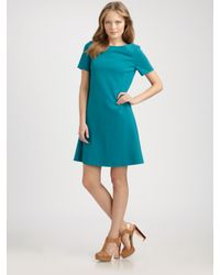 Lavia18 | Blue A-line Dress | Lyst