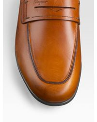 Ferragamo | Brown World Tour Loafers for Men | Lyst