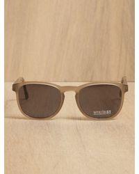 Mykita | Brown Grant Sunglasses | Lyst