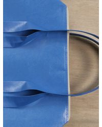 Saskia Diez | Blue Exclusive 135g Papier Bag | Lyst