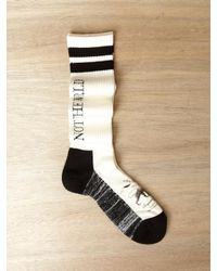 Sasquatchfabrix | White Mens Ninja Socks for Men | Lyst
