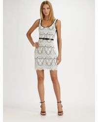 Royal Underground | White Lace Tank Dress | Lyst