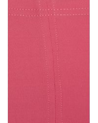 Melissa Odabash - Pink Hannah Split-leg Maxi Skirt - Lyst
