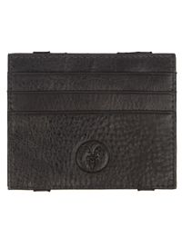 AllSaints | Gray Reverse Wallet for Men | Lyst