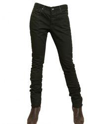 Rick Owens | Black Slim Unwash Denim Jeans | Lyst