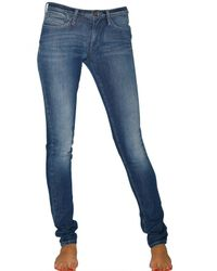 Twenty8Twelve | Blue Stretch Denim Jeans | Lyst