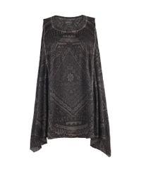 AllSaints | Black Ritual Vest | Lyst