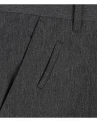 AllSaints - Gray Ballast Mace Shorts for Men - Lyst