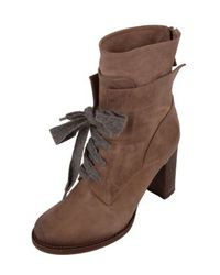 Brunello Cucinelli | Brown Shoe | Lyst