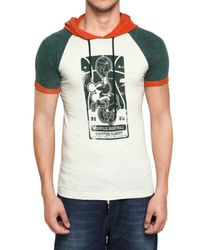 Dolce & Gabbana - Multicolor Basketball Mickey Mouse Hooded Jersey T-shirt for Men - Lyst