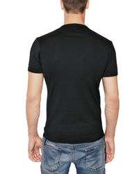 Dolce & Gabbana - Black Playboy Printed Jersey T-shirt for Men - Lyst