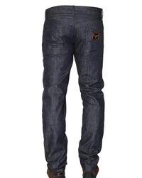 Dolce & Gabbana - Blue 18cm Basic Denim 12 Gold Jeans for Men - Lyst
