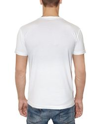 Dolce & Gabbana | White Blondie Picture This T-shirt for Men | Lyst