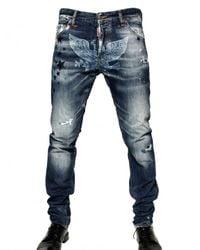 DSquared² | Blue 16,5cm Eagle Denim Cool Guy Jeans for Men | Lyst