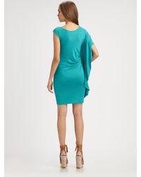 Ella Moss - Black Girls Best Friend Asymmetrical Dress - Lyst