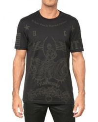 Givenchy | Black El Dolor Printed Jersey T-shirt for Men | Lyst