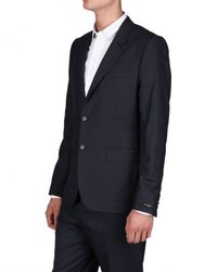 Givenchy - Blue Tone On Tone Striped Cool Wool Suit for Men - Lyst