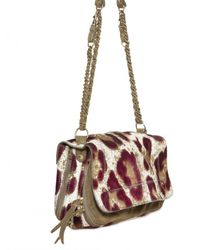 Jérôme Dreyfuss | Multicolor Bobi Leo Print Calfhair Shoulder Bag | Lyst