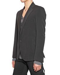 Kiryuyrik | Black Jersey Jacket for Men | Lyst