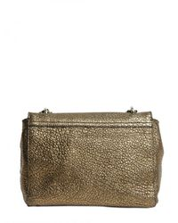 Mulberry | Lily Maxi Grain Metallic Shoulder Bag | Lyst