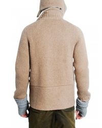 Pringle of Scotland - Natural Heavy Knit Sweater for Men - Lyst