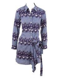 Thakoon | Blue Dress | Lyst