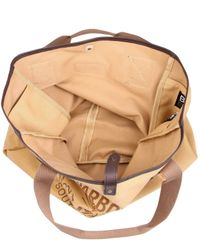 Barbour - Natural Beige Beacon Canvas Shopper Bag for Men - Lyst