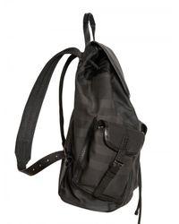 Burberry   Black Smallpenkill Backpack for Men   Lyst