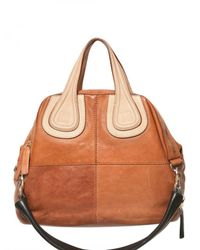 Givenchy | Brown Nightingale Medium Top Handle | Lyst