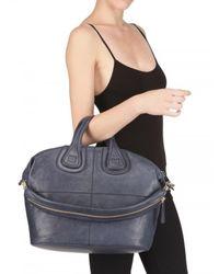 Givenchy - Blue Nightingale Medium Shoulder Bag - Lyst