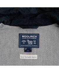 J.Crew | Blue Woolrich John Rich & Bros.™ Indigo Canvas Upland Jacket for Men | Lyst