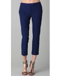 JOSEPH | Blue Queen Pants | Lyst