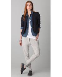 Madewell | Blue Academy Blazer | Lyst