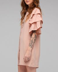 American Gold | Pink Spanish Moon Dress | Lyst