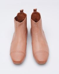 Jeffrey Campbell | Brown Doma in Beige | Lyst