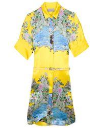 Preen By Thornton Bregazzi   Multicolor Kyoto Dress   Lyst