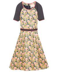 Jason Wu - Blue Silk Scuba Dress - Lyst