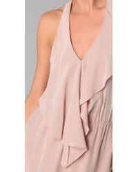Rory Beca   Pink Vandama Dress   Lyst