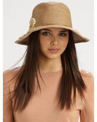 Eugenia Kim | Natural Emmanuelle Hat | Lyst