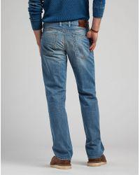 Lucky Brand | Blue 227 Original Boot Jeans for Men | Lyst
