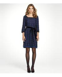 Tory Burch | Blue Farren Dress | Lyst
