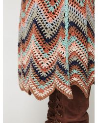 Free People | Multicolor Jezebelle Maxi Skirt | Lyst