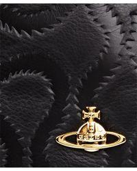 Vivienne Westwood | Black Squiggle Shoulder Bag | Lyst