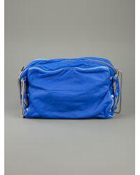 Alexander Wang | Blue Brenda Bag | Lyst
